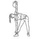 Buikspier oefeningen - kettlebell windmill - thumb