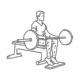 Kuiten fitness oefeningen - zittend kuitheffen - thumb
