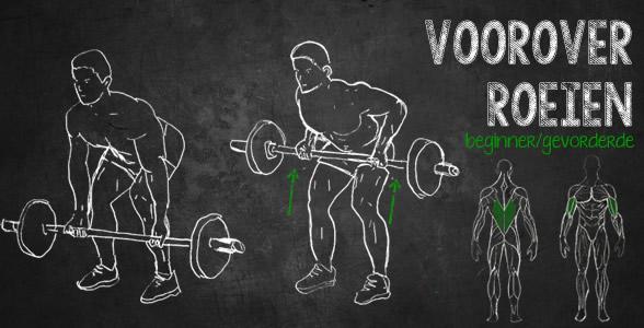 schuine buikspieren trainen met gewichten