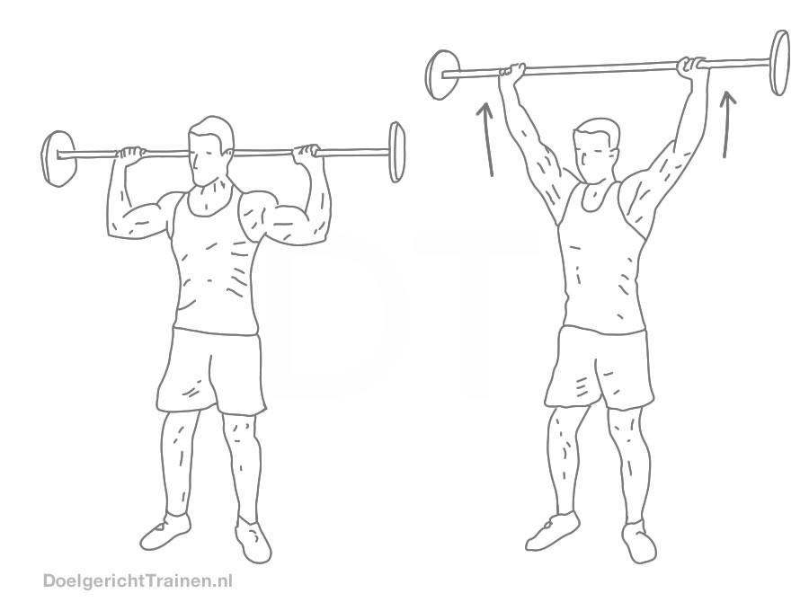 achterkant bovenbenen trainen