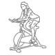 cardio oefeningen - fietsen uitleg en tips - thumb