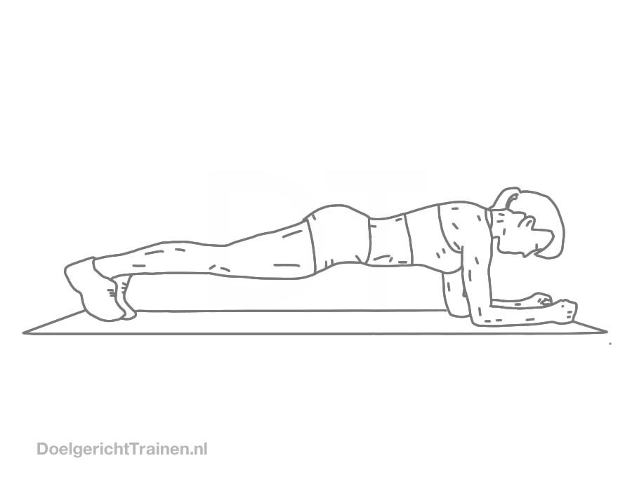 Planken Doelgericht Trainen