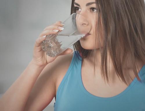 Tips om genoeg water te drinken